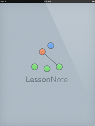 LessonNote - A lesson study classroom observation app for iPad